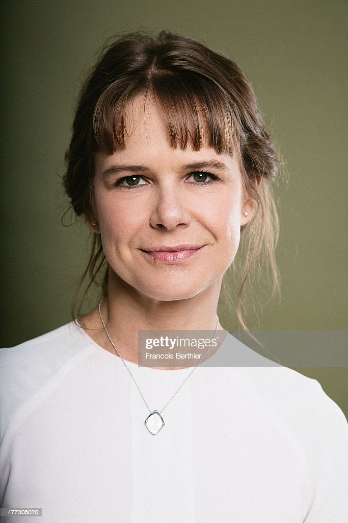 Actor Nailea Norvind is photographed on May 23, 2015 in Cannes, France.