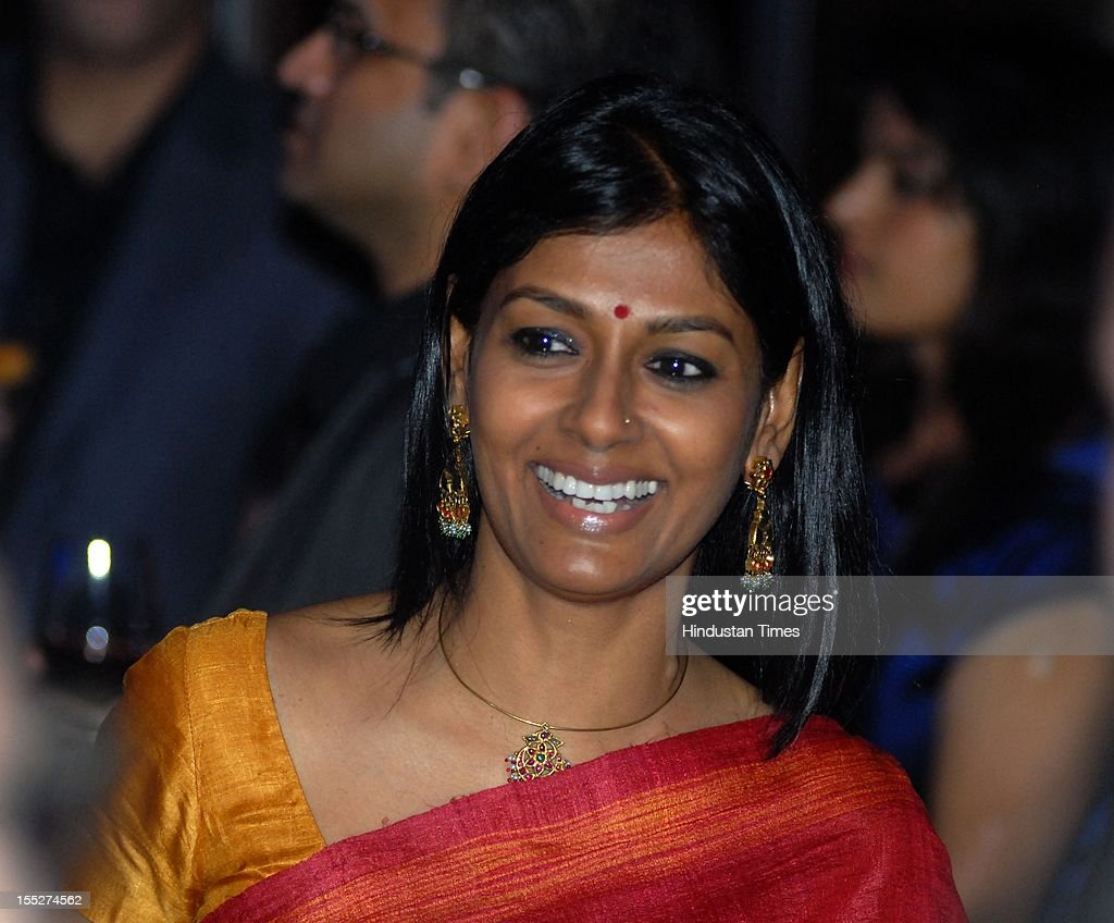 Actor <a gi-track='captionPersonalityLinkClicked' href=/galleries/search?phrase=Nandita+Das&family=editorial&specificpeople=221731 ng-click='$event.stopPropagation()'>Nandita Das</a> attends a function to confer Aishwarya Rai Bachchan with French Knight of the Order of Arts and Letters for her contribution to the arts on November 1, 2012 in Mumbai, India. Aishwarya Rai Bachchan also celebrated her 39th birthday.
