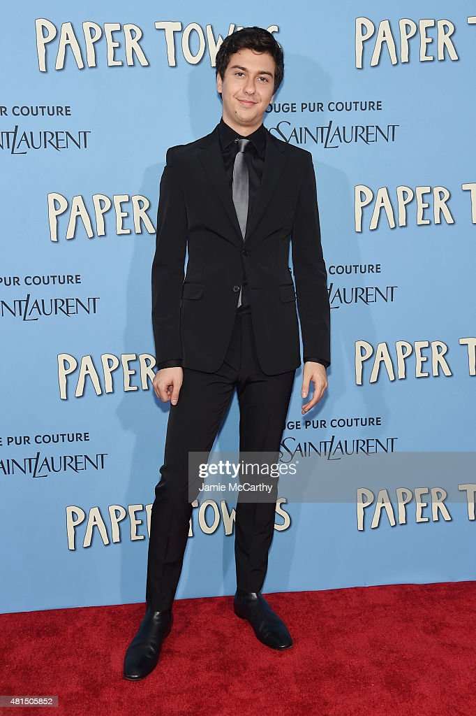 """Paper Towns"" New York Premiere"