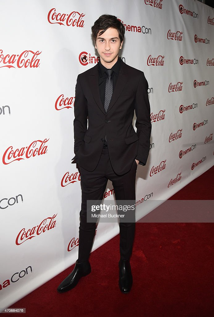 CinemaCon 2015 - The CinemaCon Big Screen Achievement Awards Brought To You By The Coca-Cola Company - Red Carpet