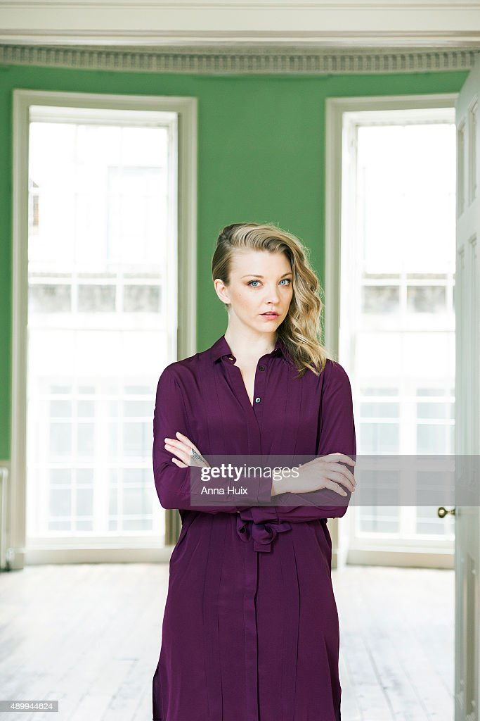 Natalie Dormer, Telegraph UK, August 8, 2015