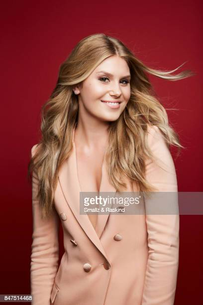 Actor Natalie Sharp poses for portrait session at the 2017 Summer TCA session for Audience Network's 'Hit the Road' on July 25 2017 in Beverly Hills...