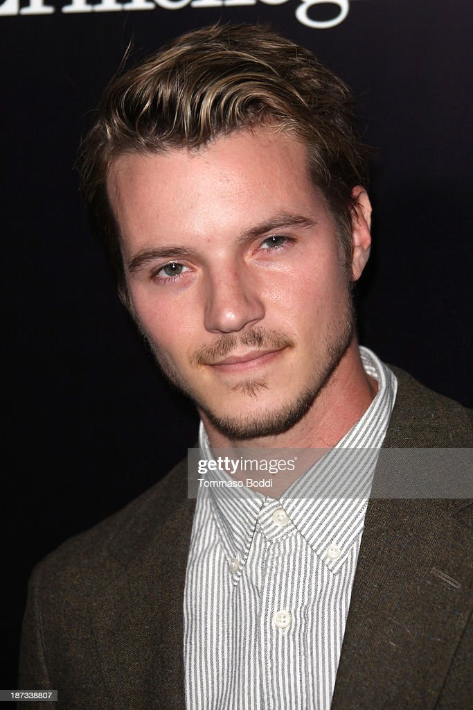 Actor <a gi-track='captionPersonalityLinkClicked' href=/galleries/search?phrase=Nathan+Keyes&family=editorial&specificpeople=6523808 ng-click='$event.stopPropagation()'>Nathan Keyes</a> attends the Ermenegildo Zegna boutique Rodeo Drive grand opening held at Ermenegildo Zegna Boutique on November 7, 2013 in Beverly Hills, California.
