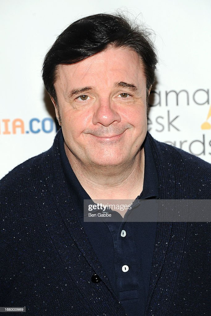 Actor <a gi-track='captionPersonalityLinkClicked' href=/galleries/search?phrase=Nathan+Lane&family=editorial&specificpeople=209367 ng-click='$event.stopPropagation()'>Nathan Lane</a> attends The 2013 Drama Desk Nominees Reception at JW Marriott Essex House on May 8, 2013 in New York City.