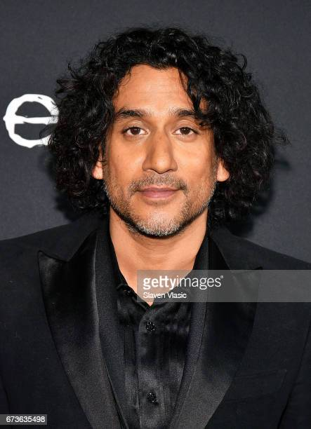 Actor Naveen Andrews attends 'Sense8' New York Premiere at AMC Lincoln Square Theater on April 26 2017 in New York City