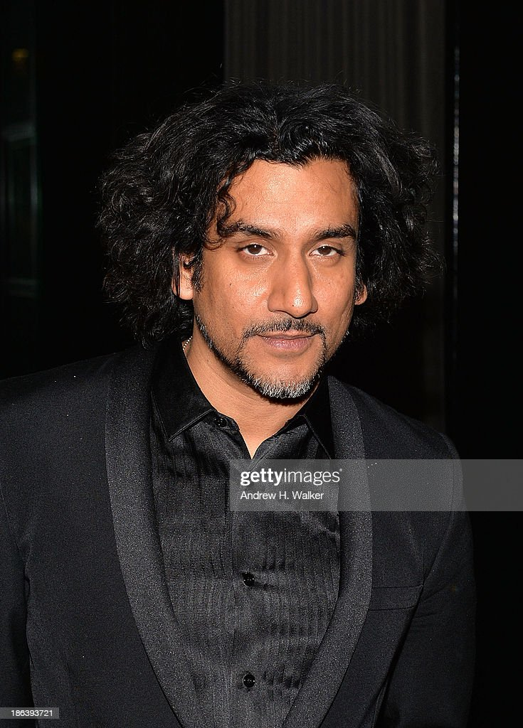Actor <a gi-track='captionPersonalityLinkClicked' href=/galleries/search?phrase=Naveen+Andrews&family=editorial&specificpeople=693525 ng-click='$event.stopPropagation()'>Naveen Andrews</a> attends the after party of Entertainment One's 'Diana' hosted by The Cinema Society with Linda Wells and Allure Magazine at The Skylark on October 30, 2013 in New York City.