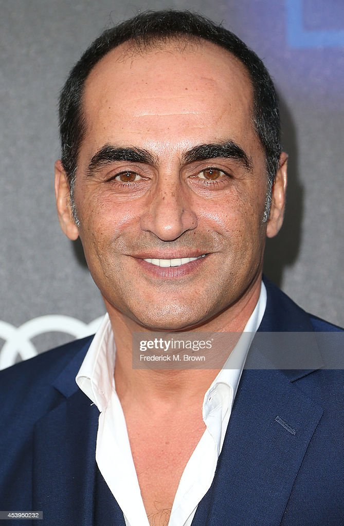Navid Negahban Getty Images
