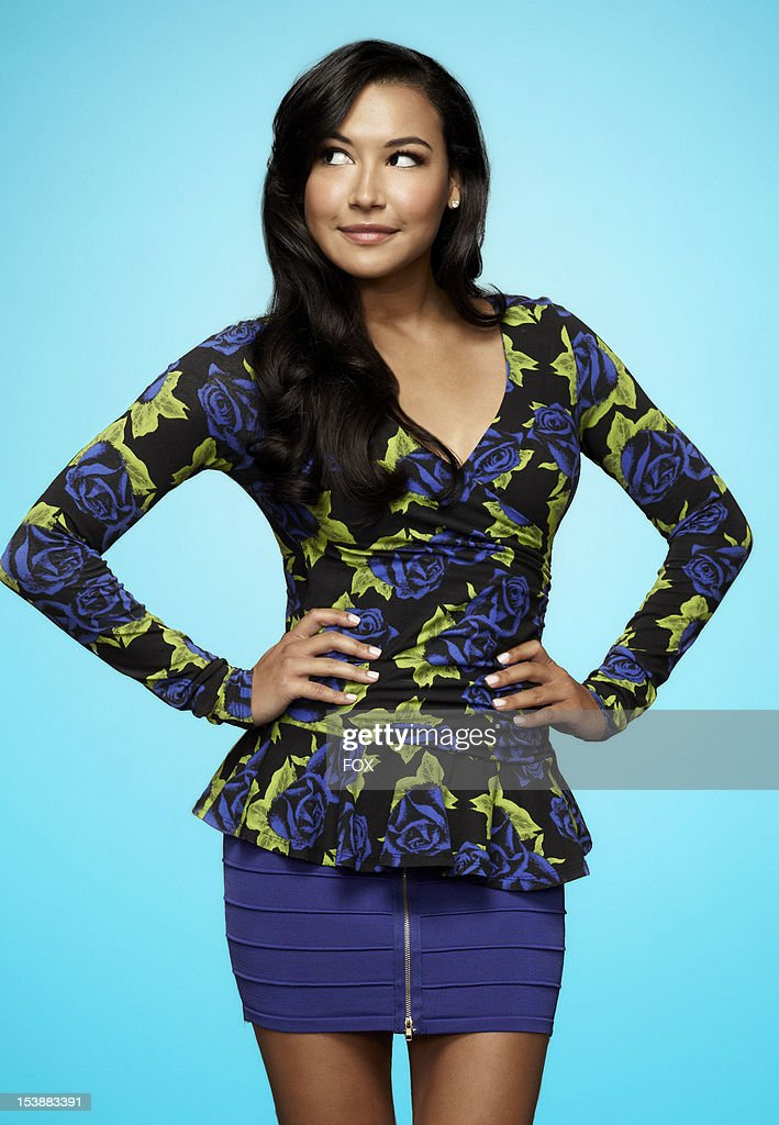 Actor Naya Rivera as 'Santana' on Season Four of GLEE airing on Thursdays (9:00-10:00 PM ET/PT) on FOX.