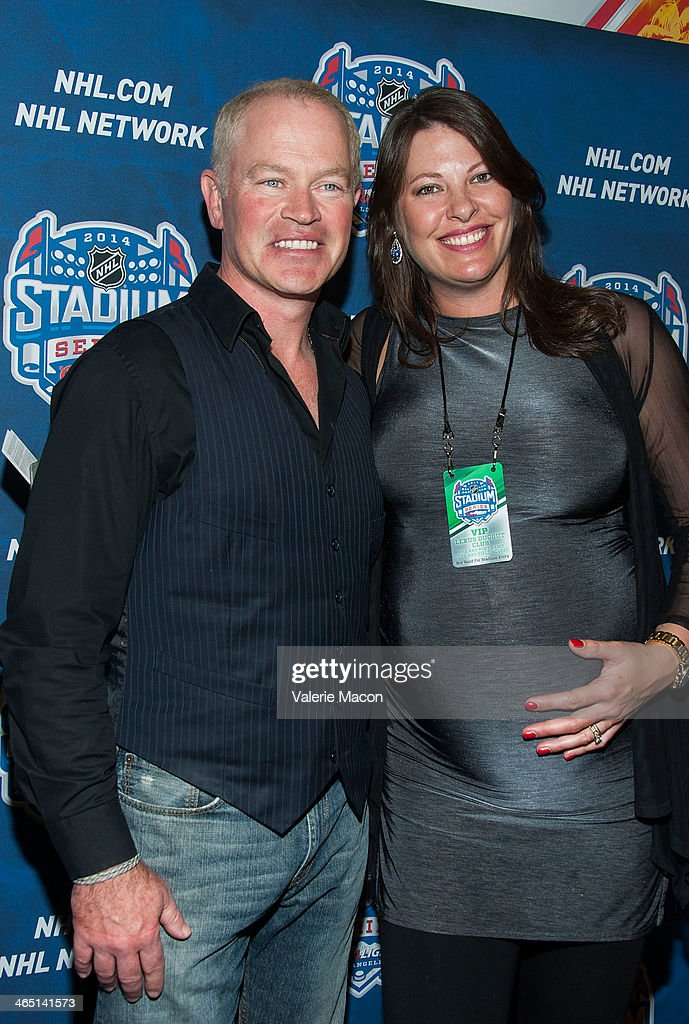 Actor <a gi-track='captionPersonalityLinkClicked' href=/galleries/search?phrase=Neal+McDonough&family=editorial&specificpeople=213199 ng-click='$event.stopPropagation()'>Neal McDonough</a> arrives at the 2014 Coors Light NHL Stadium Series Los Angeles at Dodger Stadium on January 25, 2014 in Los Angeles, California.