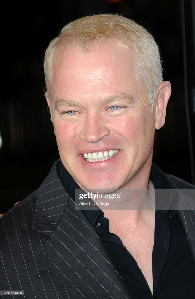 Actor <a gi-track='captionPersonalityLinkClicked' href=/galleries/search?phrase=Neal+McDonough&family=editorial&specificpeople=213199 ng-click='$event.stopPropagation()'>Neal McDonough</a> arrives for the Premiere Of Relativity Media's 'Safe Haven' held at The TCL Chinese Theater on February 5, 2013 in Hollywood, California.