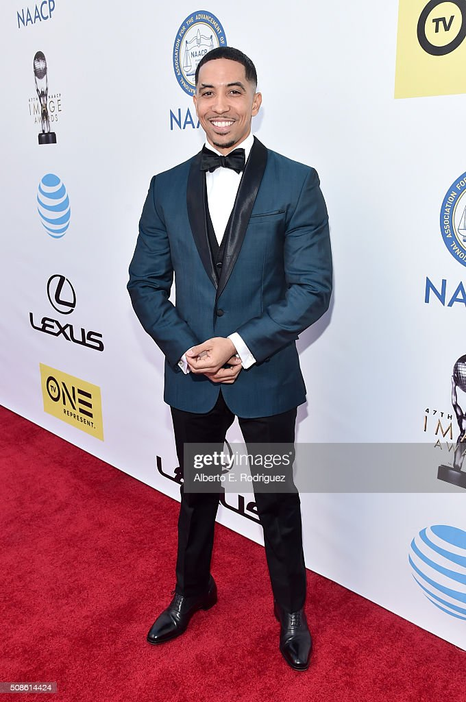 Actor <a gi-track='captionPersonalityLinkClicked' href=/galleries/search?phrase=Neil+Brown+Jr.&family=editorial&specificpeople=4950717 ng-click='$event.stopPropagation()'>Neil Brown Jr.</a> attends the 47th NAACP Image Awards presented by TV One at Pasadena Civic Auditorium on February 5, 2016 in Pasadena, California.