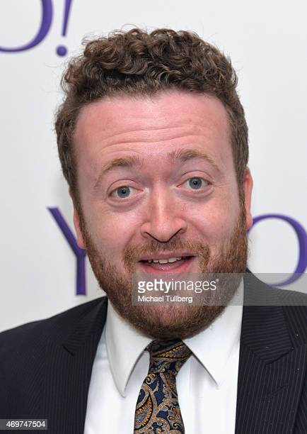 Actor Neil Casey attends the launch party for Yahoo Screen's new show 'Other Space' at The London on April 14 2015 in West Hollywood California