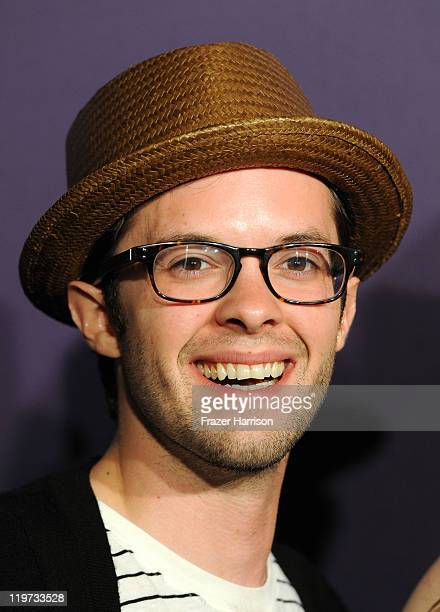 Actor Neil Grayston arrives at SyFy/E ComicCon Party at Hotel Solamar on July 23 2011 in San Diego California