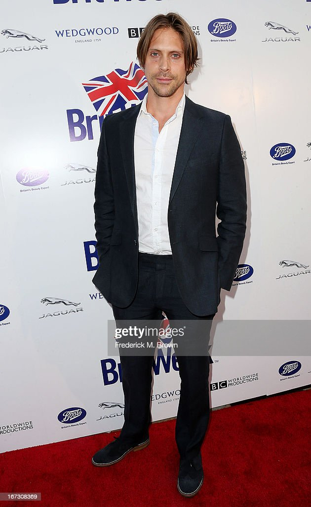 Actor Neil Newbon attends the launch of the Seventh Annual Britweek Festival 'A Salute to Old Hollywood' on April 23, 2013 in Los Angeles, California.