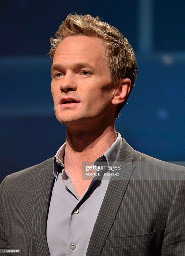 Actor Neil Patrick Harris announces the nominees for the 65th Primetime Emmy Awards nominations at the Television Academy's Leonard H. Goldenson Theatre on July 18, 2013 in North Hollywood, California.