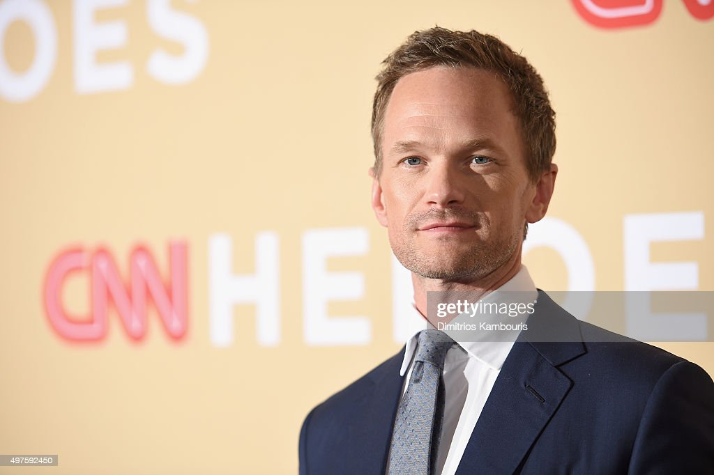 Actor <a gi-track='captionPersonalityLinkClicked' href=/galleries/search?phrase=Neil+Patrick+Harris&family=editorial&specificpeople=210509 ng-click='$event.stopPropagation()'>Neil Patrick Harris</a> attends CNN Heroes 2015 - Red Carpet Arrivals at American Museum of Natural History on November 17, 2015 in New York City. 25619_023