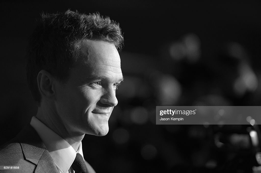 Actor Neil Patrick Harris attends CNN Heroes Gala 2016 at the American Museum of Natural History on December 11, 2016 in New York City. 26362_011