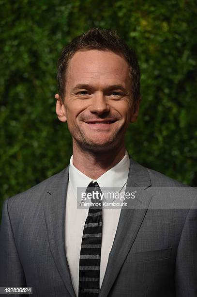 Actor Neil Patrick Harris attends God's Love We Deliver Golden Heart Awards at Spring Studio on October 15 2015 in New York City