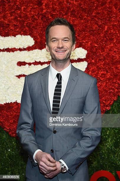 Actor Neil Patrick Harris attends God's Love We Deliver Golden Heart Awards at Spring Studio on October 15 2015 in New York City