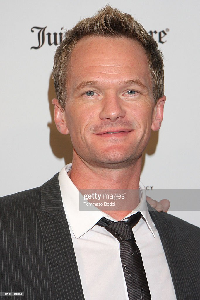 Actor <a gi-track='captionPersonalityLinkClicked' href=/galleries/search?phrase=Neil+Patrick+Harris&family=editorial&specificpeople=210509 ng-click='$event.stopPropagation()'>Neil Patrick Harris</a> attends the 1st Annual Norma Jean Gala held at the TCL Chinese Theatre on March 20, 2013 in Hollywood, California.