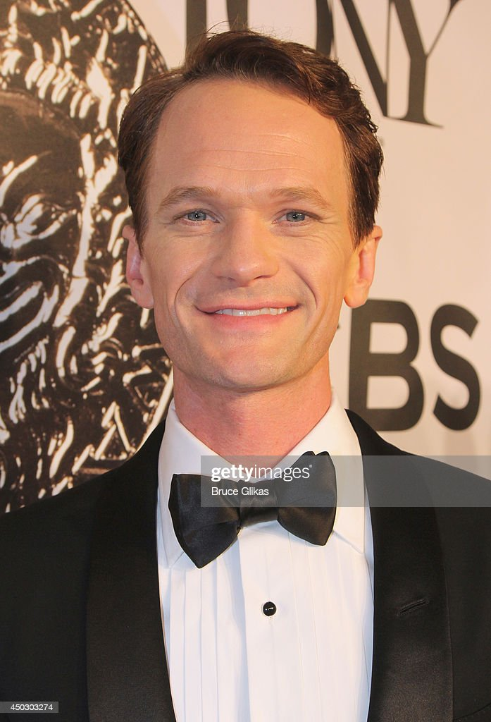 Actor <a gi-track='captionPersonalityLinkClicked' href=/galleries/search?phrase=Neil+Patrick+Harris&family=editorial&specificpeople=210509 ng-click='$event.stopPropagation()'>Neil Patrick Harris</a> attends the American Theatre Wing's 68th Annual Tony Awards at Radio City Music Hall on June 8, 2014 in New York City.