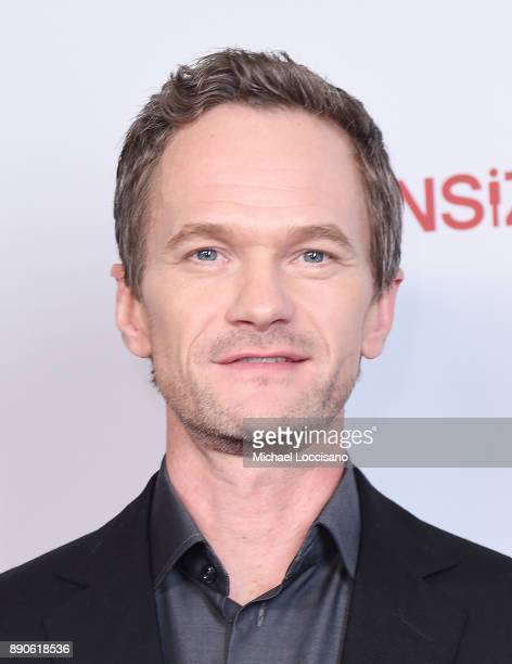 Actor Neil Patrick Harris attends the New York screening of 'Downsizing' at AMC Lincoln Square Theater on December 11 2017 in New York City
