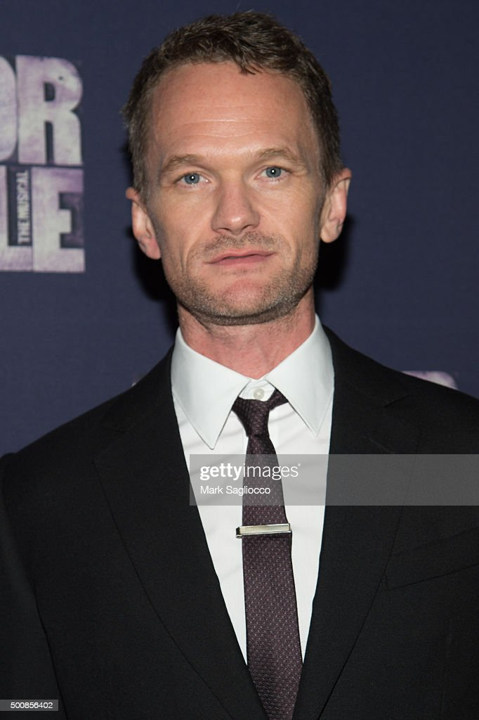 Actor <a gi-track='captionPersonalityLinkClicked' href=/galleries/search?phrase=Neil+Patrick+Harris&family=editorial&specificpeople=210509 ng-click='$event.stopPropagation()'>Neil Patrick Harris</a> attends the 'The Color Purple' Broadway Opening Night at The Bernard B. Jacobs Theatre on December 10, 2015 in New York City.