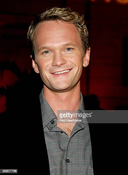 Actor Neil Patrick Harris poses for photos as he attends CBS 'How I Met Your Mother' High Speed Dating Event at Grand Central Terminal September 29...