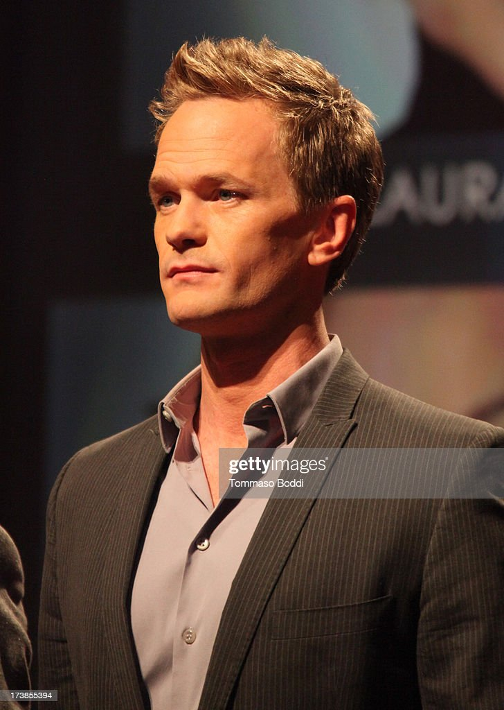 Actor Neil Patrick Harris speaks onstage during the 65th Primetime Emmy Awards nominations at the Television Academy's Leonard H. Goldenson Theatre on July 18, 2013 in North Hollywood, California.