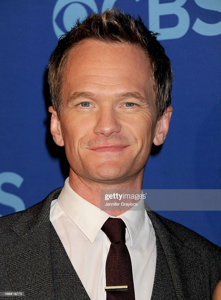 Actor Neil Pattrick Harris attends the CBS 2013 Upfront Presentation at The Tent at Lincoln Center on May 15, 2013 in New York City.