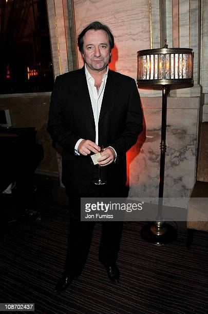 Actor Neil Pearson attends an after party celebrating the European Premiere of Brighton Rock at The Criterion on February 1 2011 in London England
