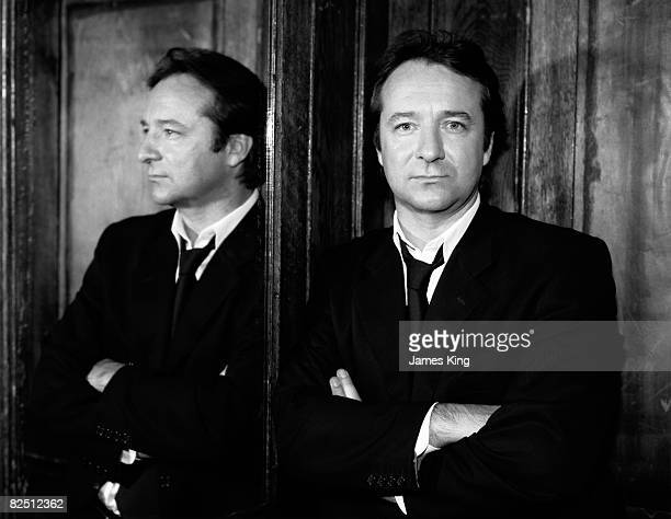 Actor Neil Pearson poses for a portrait shoot in London on June 8 2006