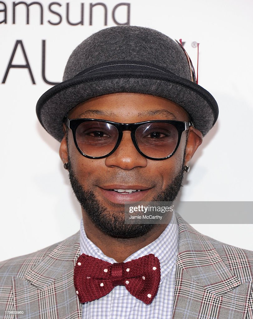 Actor Nelsan Ellis attends Lee Daniels' 'The Butler' New York Premiere at Ziegfeld Theater on August 5 2013 in New York City