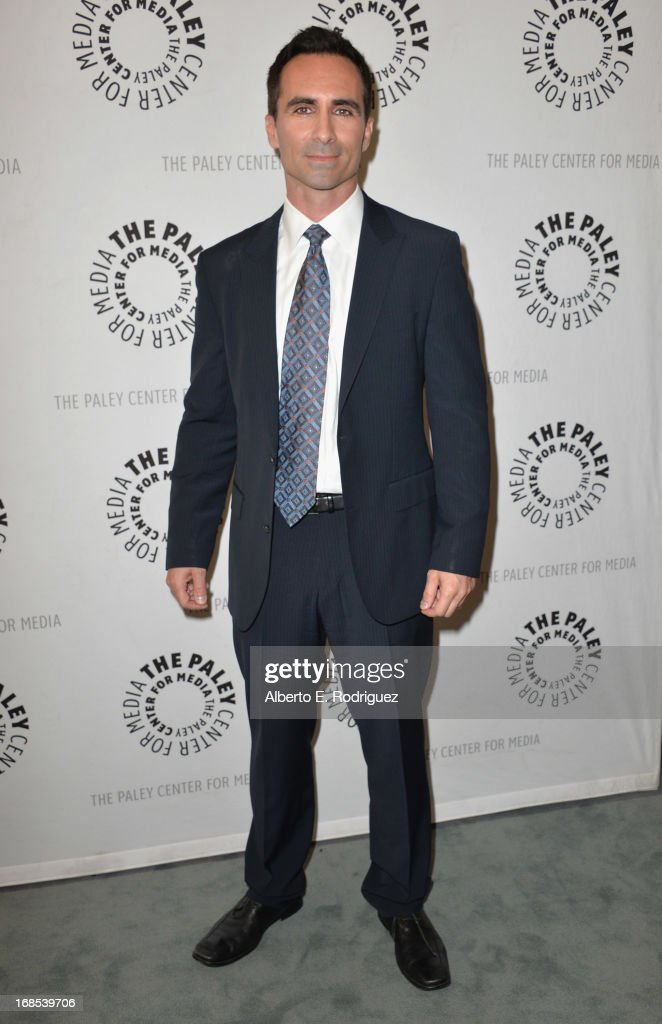Actor Nestor Carbonell arrivies to The Paley Center for Media Presents 'Bates Motel: Reimagining A Cinema Icon' at The Paley Center for Media on May 10, 2013 in Beverly Hills, California.