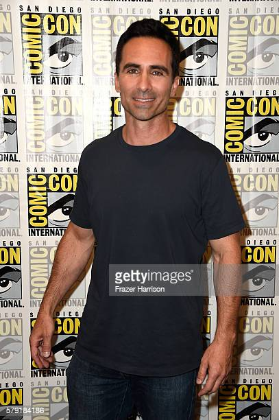 Actor Nestor Carbonell attends the 'Bates Motel' press line at Hilton Bayfront on July 22 2016 in San Diego California