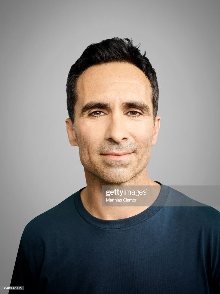 Actor Nestor Carbonell from 'Bates Motel' is photographed for Entertainment Weekly Magazine on July 22, 2016 at Comic Con in the Hard Rock Hotel in San Diego, California.