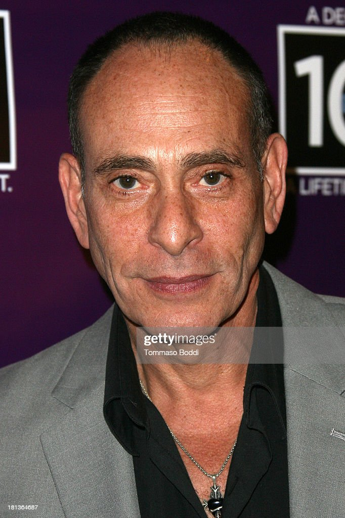 Actor Nestor Serrano attends the Wounded Warrior Project style and beauty charity event held at Avalon on September 20, 2013 in Hollywood, California.