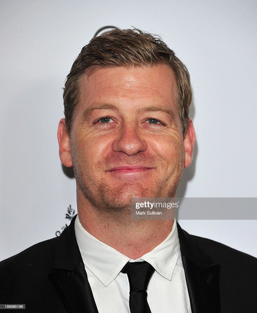 Actor Nicholas Bishop arrives for the G'Day USA Black Tie Gala held at at the JW Marriot at LA Live on January 12, 2013 in Los Angeles, California.