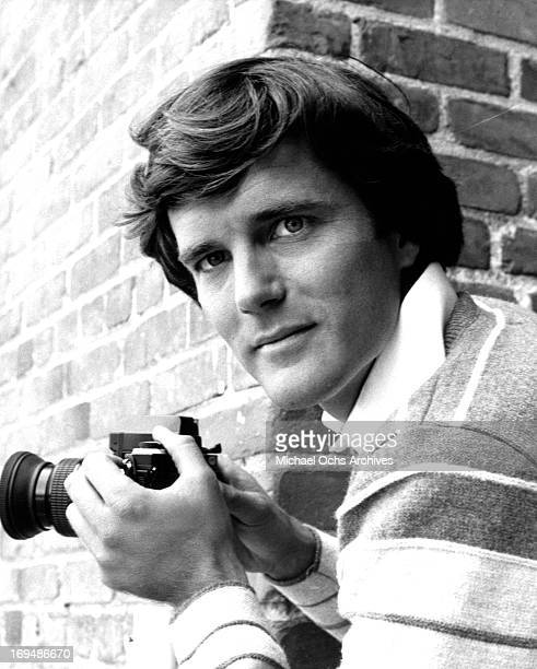 Actor Nicholas Hammond poses for a portrait in circa 1977