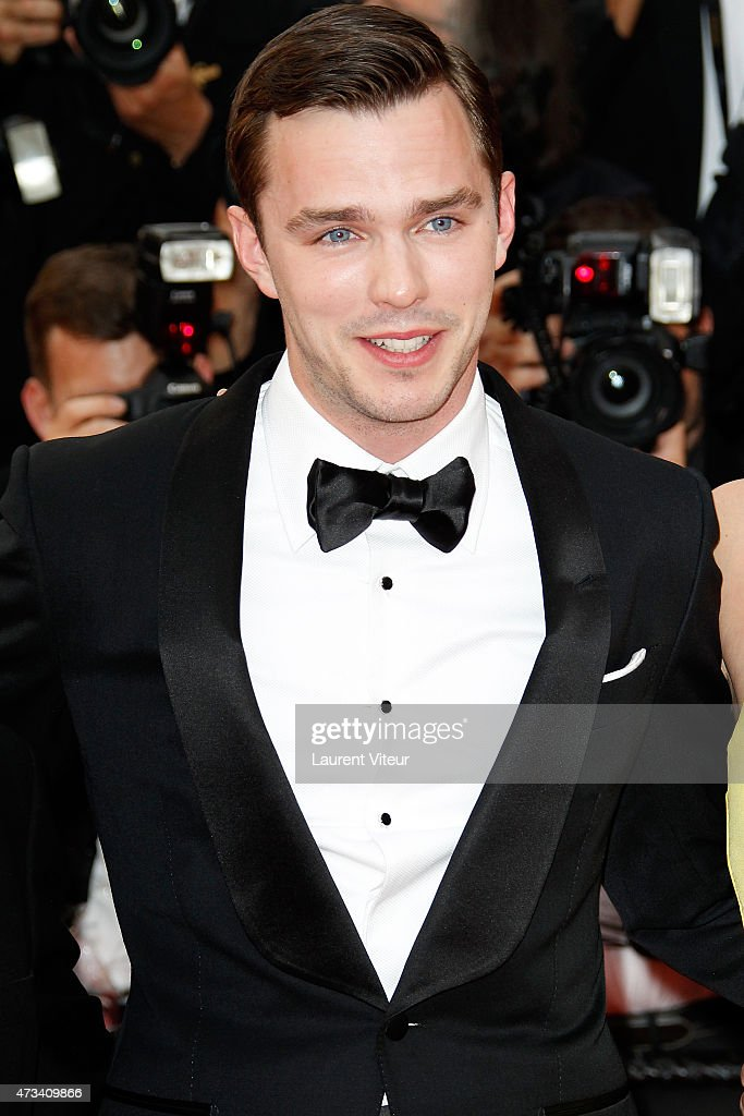 Actor <a gi-track='captionPersonalityLinkClicked' href=/galleries/search?phrase=Nicholas+Hoult&family=editorial&specificpeople=598892 ng-click='$event.stopPropagation()'>Nicholas Hoult</a> attends the 'Mad Max: Fury Road' premiere during the 68th annual Cannes Film Festival on May 14, 2015 in Cannes, France.