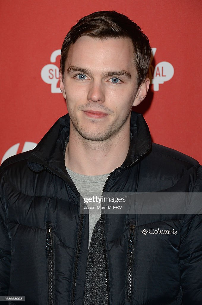 Actor <a gi-track='captionPersonalityLinkClicked' href=/galleries/search?phrase=Nicholas+Hoult&family=editorial&specificpeople=598892 ng-click='$event.stopPropagation()'>Nicholas Hoult</a> attends the premiere of 'Young Ones' at the Eccles Center Theatre during the 2014 Sundance Film Festival on January 18, 2014 in Park City, Utah.