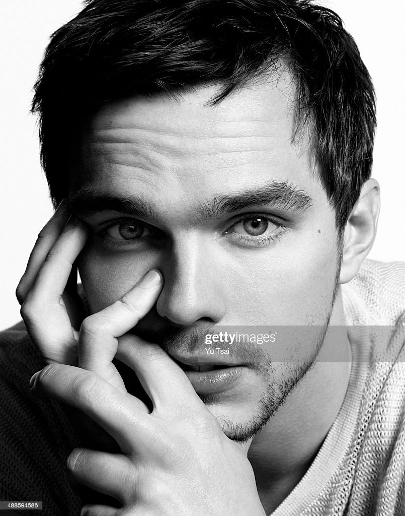 Actor <a gi-track='captionPersonalityLinkClicked' href=/galleries/search?phrase=Nicholas+Hoult&family=editorial&specificpeople=598892 ng-click='$event.stopPropagation()'>Nicholas Hoult</a> is photographed for Flaunt Magazine on May 6, 2015 in Los Angeles, California. Published Image.