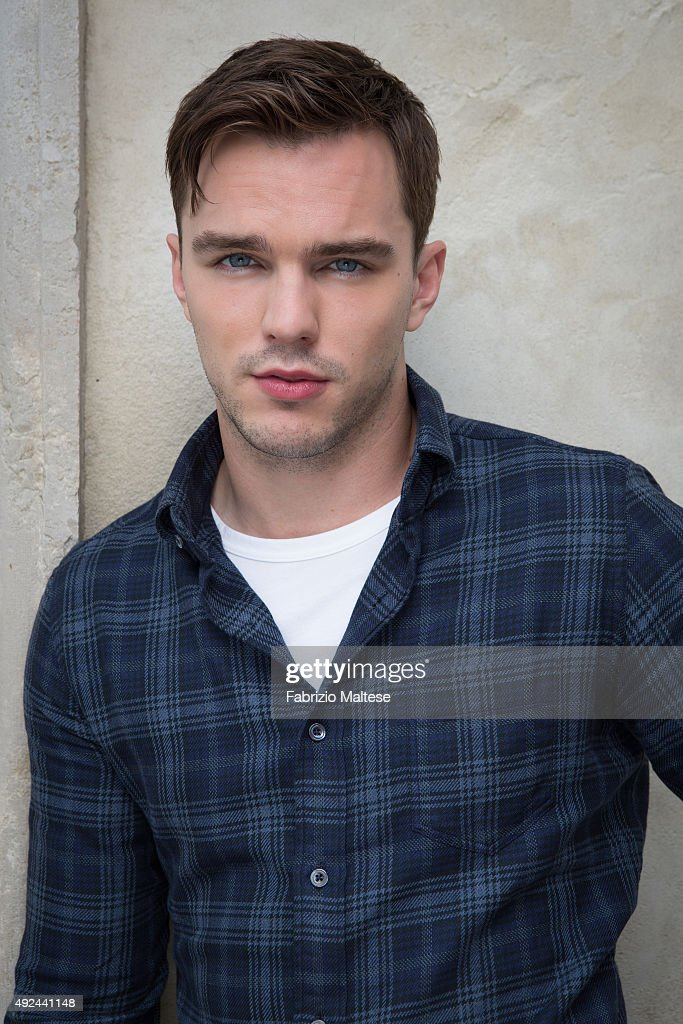 Actor <a gi-track='captionPersonalityLinkClicked' href=/galleries/search?phrase=Nicholas+Hoult&family=editorial&specificpeople=598892 ng-click='$event.stopPropagation()'>Nicholas Hoult</a> is photographed for The Hollywood Reporter on September 5, 2015 in Venice, Italy.