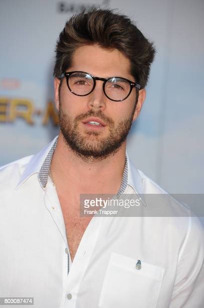 Actor Nick Bateman attends the premiere of Columbia Pictures' 'SpiderMan Homecoming' held at TCL Chinese Theatre on June 28 2017 in Hollywood...