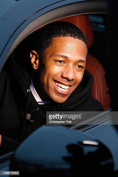 Actor Nick Cannon attends Oakley Presents Learn to Ride with the Audi Sportscar Experience fueled by Muscle Milk at Infineon Raceway on December 16...