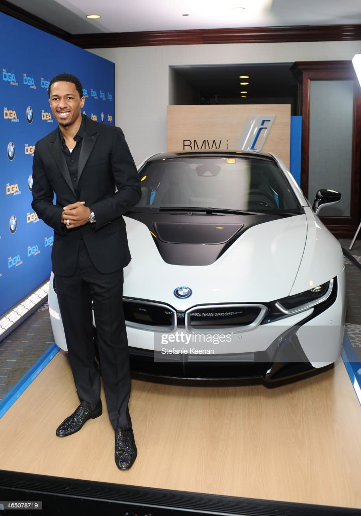 Actor <a gi-track='captionPersonalityLinkClicked' href=/galleries/search?phrase=Nick+Cannon&family=editorial&specificpeople=202208 ng-click='$event.stopPropagation()'>Nick Cannon</a> attends the 66th Annual Directors Guild Of America Awards held at the Hyatt Regency Century Plaza on January 25, 2014 in Century City, California.