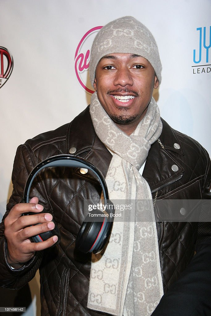 Actor <a gi-track='captionPersonalityLinkClicked' href=/galleries/search?phrase=Nick+Cannon&family=editorial&specificpeople=202208 ng-click='$event.stopPropagation()'>Nick Cannon</a> attends 'The Wonder Girls' Los Angeles premiere held at the CGV Cinemas on January 20, 2012 in Los Angeles, California.