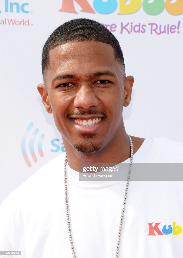 Actor <a gi-track='captionPersonalityLinkClicked' href=/galleries/search?phrase=Nick+Cannon&family=editorial&specificpeople=202208 ng-click='$event.stopPropagation()'>Nick Cannon</a>s hosts 'Family Day' at Santa Monica Pier on October 6, 2012 in Santa Monica, California.