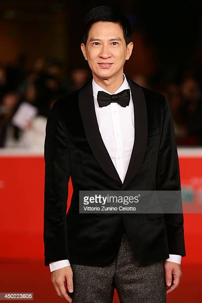 Actor Nick Cheung attends the 'Sou Duk' Premiere during The 8th Rome Film Festival at Auditorium Parco Della Musica on November 17 2013 in Rome Italy