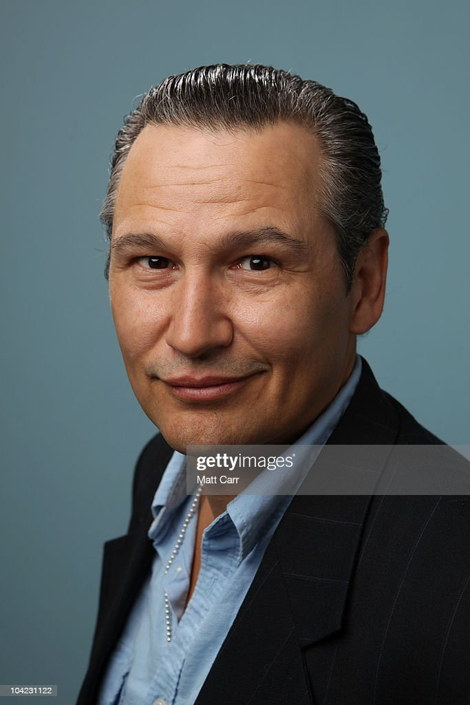 Actor Nick Damici from 'Stake Land' poses for a portrait during the 35th Toronto International Film Festival on September 17, 2010 in Toronto, Canada.